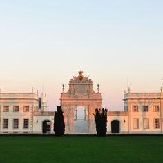Tivoli Palacio de Seteais [Sintra, Portugal]
