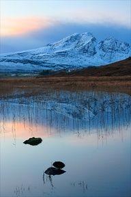 Loch Cill Chriosd, Isle of Skye. Scotland.