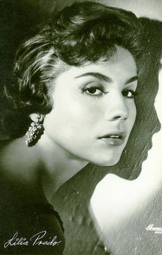 Lilia Prado March 1928 – 22 May a Mexican actress and dancer.