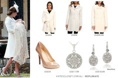 Kate Middleton Style Inspiration. RepliKate outfit. Click to shop the look