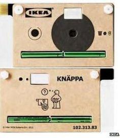 Ikea camera