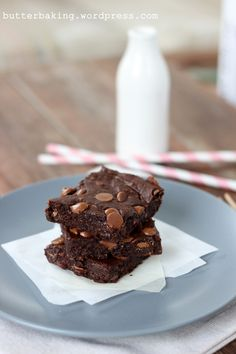 Black Bean Brownies:  use sugar free syrup and pumpkin instead of oil to make healthier