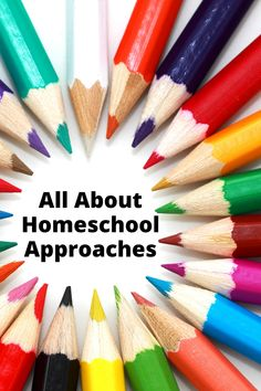 Learn all about the different homeschool approaches, their pros and cons and how they can help guide you while homeschooling Adult Coloring Pages, Coloring Books, No Time For Me, Are You The One, Library Programs, Book Club Books, Kids House, Raising, Creative