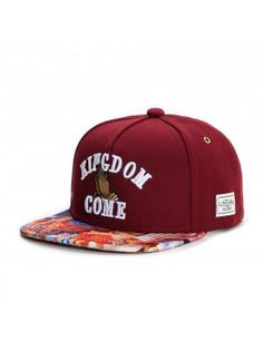 Cayler & Sons Kingdom snapback cap