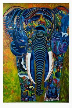 Elefant Art