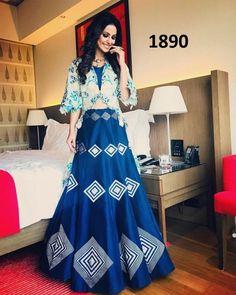 Blue Fancy Embroidery Work Banglori Desinger Semi Stich Lahenga Choli With Blouse Indian Dresses, Indian Outfits, Bollywood Suits, Bollywood Celebrities, Bollywood Fashion, Heena Khan, Choli Dress, Western Wedding Dresses, Lakme Fashion Week