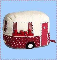 sewing machine cover - Housse de machine à coudre