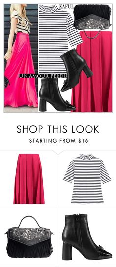 """""""Zaful"""" by teoecar ❤ liked on Polyvore featuring Nina Ricci and ...Lost"""
