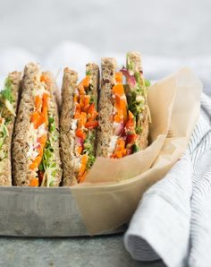 16 No-Cook Meals for When It's Too Damn Hot to Use the Oven via @PureWow