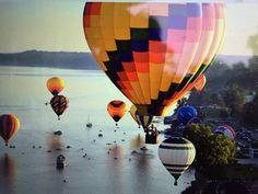 Dutchess County Balloonfest 2015! #UpUpAndAway
