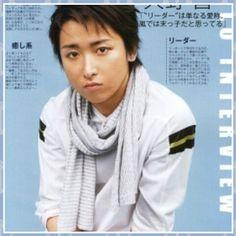 Ohno Satoshi / Arashi