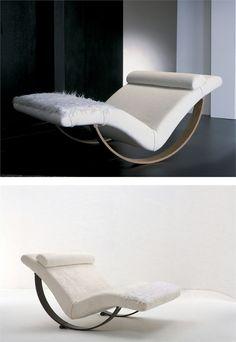 Design upholstered lounge #chair GABBIANO by GIOVANNETTI COLLEZIONI | #design Carin Silva Gil