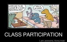 Will T-Rex jokes ever stop being funny? Hee hee