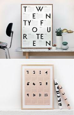 Undigital: Fun calendars for 2014