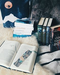 """fiercelittlestudyblr: """" 3.6.16 A Court of Mist and Fury might well be my newest favourite ya book ever. Possibly even out of all the books I've ever read. Can you tell I'm Sarah J Maas Trash yet? Ask me anything you want about what I'm currently..."""