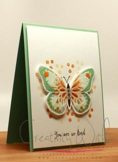 You're so kind by ilinacrouse - Cards and Paper Crafts at Splitcoaststampers