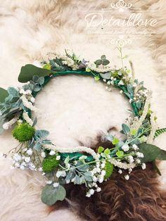 Greenery, Floral Wreath, Wreaths, Decor, Floral Crown, Decoration, Door Wreaths, Deco Mesh Wreaths, Decorating