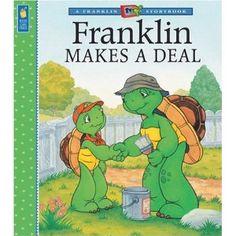Franklin Makes a Deal (A Franklin TV Storybook): Sharon Jennings, Alice Sinkner, Jelena Sisic, Shelley Southern, Sean Jeffrey Book Memes, Dankest Memes, Funny Memes, It's Funny, Funny Prank Videos, Funny Pranks, Franklin The Turtle, Turtle Book, Franklin Books