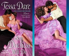 Any Duchess Will Do by Tessa Dare (Spindle Cove)