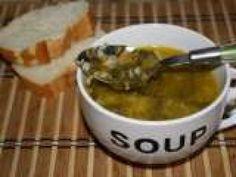 Supa de macris de Una ... alta ....