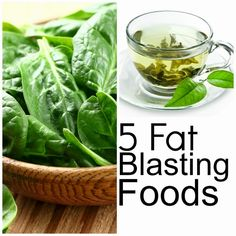 Five Fat-Blasting Foods for Weight Loss