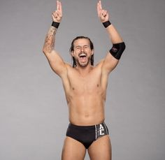 See photos of the complete WWE Performance Center roster, featuring not just the Superstars seen every week on WWE Network, but also the dozens of elite athletes who are competing to become NXT's next breakout sensation. Adam Cole, Wwe News, Wwe Superstars, Sexy Men, Cool Photos, Athlete, Wrestling, Photoshoot, Swimwear
