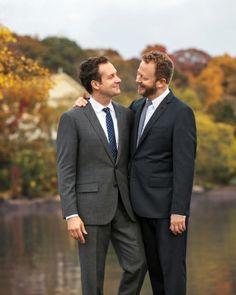 Matthew and Jack's Heart-Felt Wedding