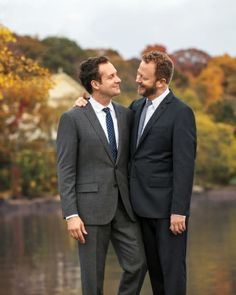 Matthew and Jack's Heart-Felt Wedding