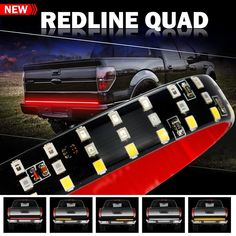 2019 60inch 432LED Truck Tailgate LED Light Strip Bar With Reverse Brake Turn Signal Function For Jeep Pickup SUV Dodge From Fusen16888, $84.42 | DHgate.Com