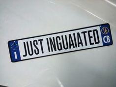 Just Inguaiated