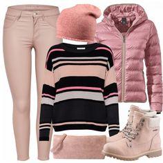 Freizeit Outfits: Pinkish bei FrauenOutfits.de