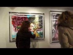 Luz Perez-Ojeda Lenticular Artist