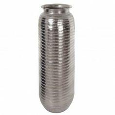 jarrn decoracin plata duna cilindro cm en nurybacom tu tienda de muebles y
