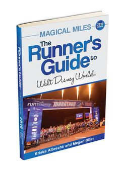 A fantastic resource that will help you with the planning, preparation, training and everything involved with a runDisney race weekend! 2015 edition now available! http://www.runnersguidetowdw.com/buy-the-book/