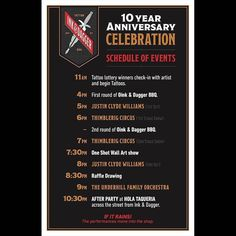 @Inkanddaggertattoo is celebrating their 10 year anniversary tomorrow April 22nd at the new shop in Roswell Georgia. BBQ music and tattoo raffles will be happening throughout the day. Be sure to stop by. Congrats to @russabbott and the Ink And Dagger crew. #inkanddagger #inkanddaggertattoo #russabbott #10thanniversary #roswell #georgia #tattoo #tattoos #tattoosnob