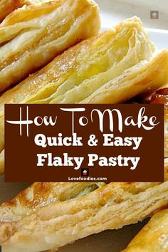 The snack is a topic that is talking about nutrition. Is it really necessary to have a snack? A snack is not a bad choice, but you have to know how to choose it properly. The snack must provide both… Continue Reading → Easy Puff Pastry Recipe, Pastry Dough Recipe, Puff Pastry Dough, Flaky Pastry, Easy Puff Pastry Desserts, Rough Puff Pastry, Easy Pastry Recipes, Pastry Cook, Homemade Pastries