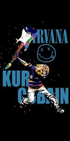 Nirvana, Rock N Roll, Seattle, Beast, Backgrounds, Photo Wall, Fan Art, Anime, Movie Posters