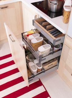 IKEA Mutfak - IKEA'dan mutfağınız için renkli çözümler!