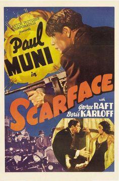 Howard Hawks, Scarface, el terror del hampa (1932)