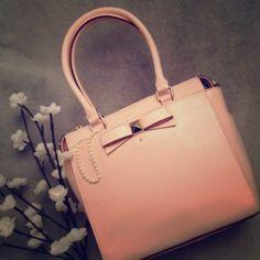 kate spade Bags - Kate Spade Beacon Court Garland in Pink Patent