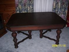Attirant Antique Dining Room Furniture | Collectibles General (Antiques): Dining  Room Table,