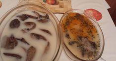 Mennyei Pecsenye kacsamáj zsírban recept! Gyerekként az alföldön így készítették, egy kis különbséggel, mert a máj hízott kacsamáj volt, és az még finomabb. Paleo, Pudding, Eggs, Breakfast, Desserts, Recipes, Food, Breakfast Cafe, Tailgate Desserts