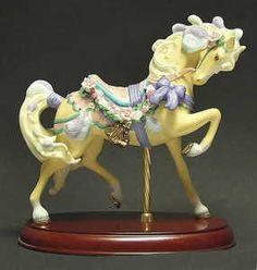 Carousel Statues: Lenox Carousel Horse