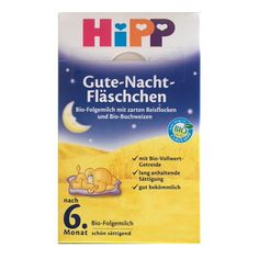 HiPP Organic Good Night Milk from 6 Months Onwards 500g