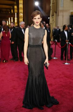 Emma Watson - Oscars 2014