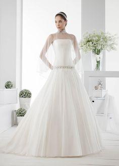 Wedding Dress Nicole - Collection JOLIES 2014