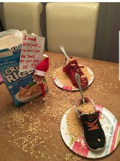 funny elf on the shelf hilarious - funny elf on the shelf hilarious _ funny elf on the shelf hilarious kids _ funny elf on the shelf hilarious boys _ funny elf on the shelf hilarious elves All Things Christmas, Christmas Holidays, Grinch Christmas, Christmas Carol, Christmas Ideas, L Elf, Awesome Elf On The Shelf Ideas, Elf On The Shelf Ideas For Toddlers, Elf Auf Dem Regal