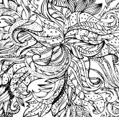 Coloring Pages For Adults Difficult Owls