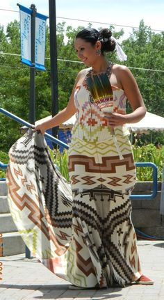 Traditional authentic Native designs by Irene Begay. American Indian Girl, Native American Wedding, Native American Clothing, Native American Beauty, American Indians, Navajo Women, Native Design, Cherokee, Native Style