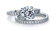 The perfect simple yet beautiful wedding ring.